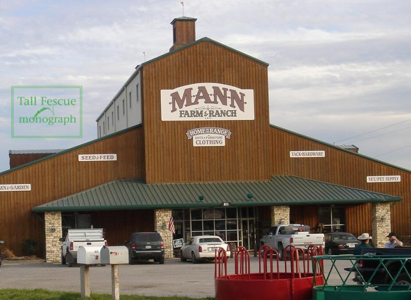 Mann Farm & Ranch